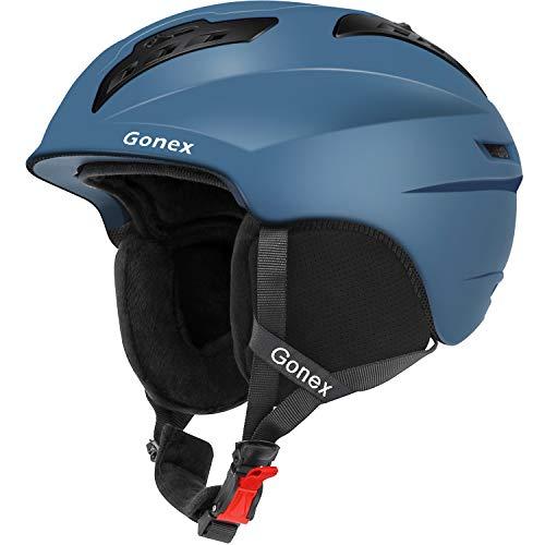 Gonex Ski Helmet, Winter Snow Snowboard Skiing Helmet with...