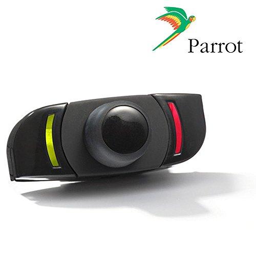 Parrot Accessory - Mando a Distancia para CK3000 Evolution Series Almohadilla de Repuesto Original OEM para Mando de Coche Bluetooth con Cables y Soporte