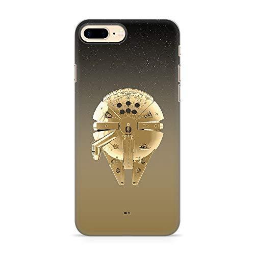 Ert Group SWPCSW17455 Custodia per Cellulare Star Wars 046 iPhone 7 Plus/ 8 Plus