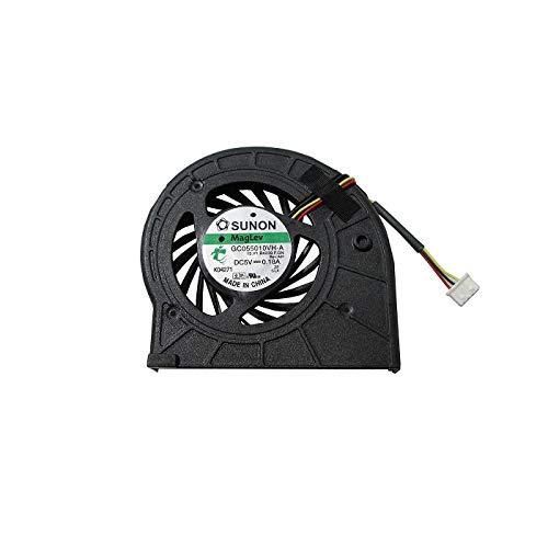 X-Comp Ventilador de CPU para Lenovo Thinkpad X201 Serie GC055010VH-A B4239