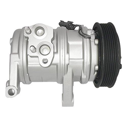 RYC Remanufactured AC Compressor and A/C Clutch GG361