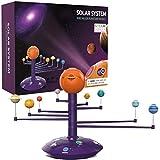 Bireegoo - Juego de 1 set de planetario de sistema solar, diseño de ciencias educativas, juego de juguete divertido para regalo de Navidad, ideal para niños, adultos