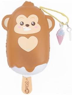 Puni Maru Scented Cheeki Monkey pop Squishy