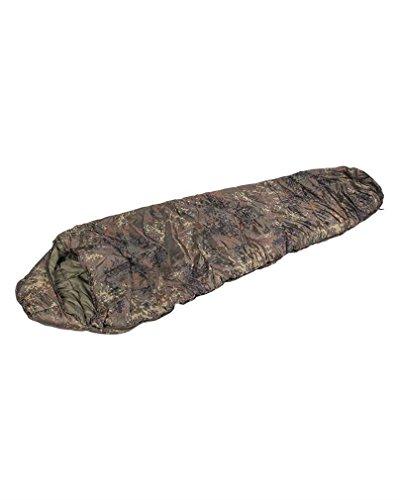 Mil-Tec Mumienschlafsack (400g) Flecktarn