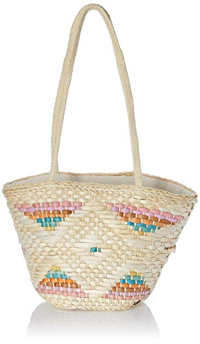 BILLABONG Damen Summer Lovin Straw Bag Rucksäcke, Natur, Einheitsgröße
