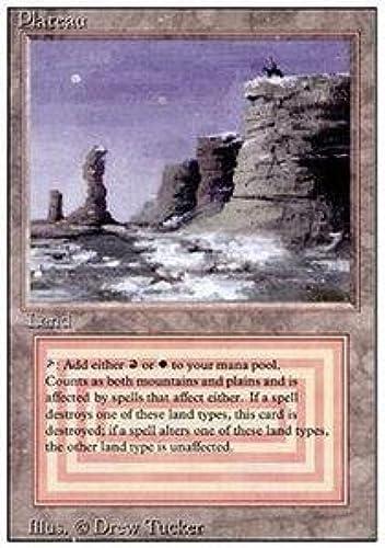 Plateau by Magic  the Gathebague