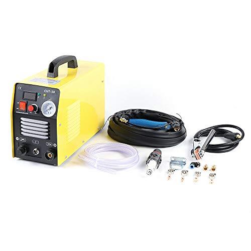 Plasma Schneider Digital Druckluft Plasmaschneider 50 Amps CUT-50 Inverter 12mm Plasmaschneidgerät Plasma Ausschnitt Maschine