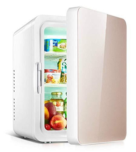 10L Autokühlschrank Home Car Mehrzweck-Mini-Haushaltskühlschrank Mini-Kühlschrank Kühlraumkühlschrank Warmkühler