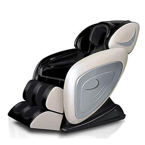 LQZHP Zero Gravity Massagestuhl, für den ganzen Körper, multifunktional, ideal für die Familie