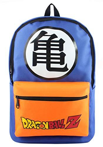 WANHONGYUE Dragon Ball Anime Coloré Sac d'école Étudiant Sac à Dos Cartable Backpack Garçon Fille /2