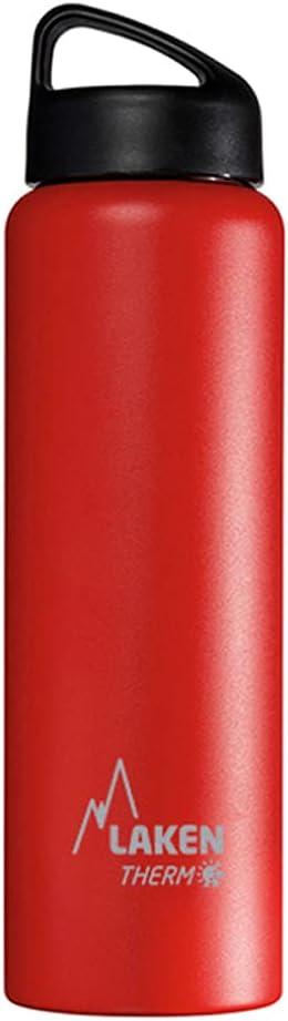 61 opinioni per Laken Borraccia Termica Thermo Classic Bottiglia d'Acqua Isolamento sottovuoto