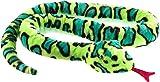 Heunec 302679 Misanimo Schlange 180 cm, Grün