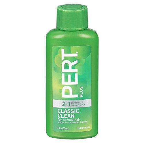 Pert Plus Medium Conditioning Formel 2 in 1 Shampoo & Conditioner für normales Haar