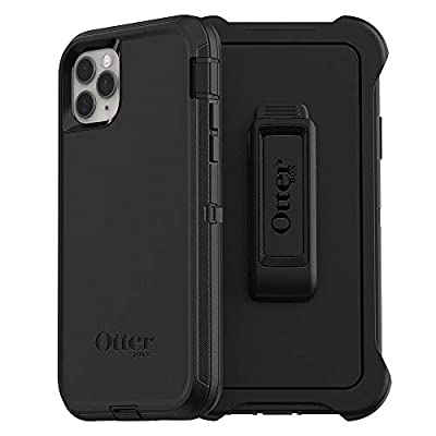 OtterBox Defender Series Screenless Edition Case for iPhone 11 Pro Max – Black