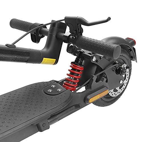 Fututech - Kit de suspensión trasera para scooter eléctrico para Xiaomi M365...