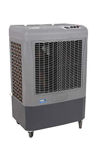 Hessaire MC37M Portable Evaporative Cooler, 3100 Cubic Feet per Minute, Cools 950 Square Feet