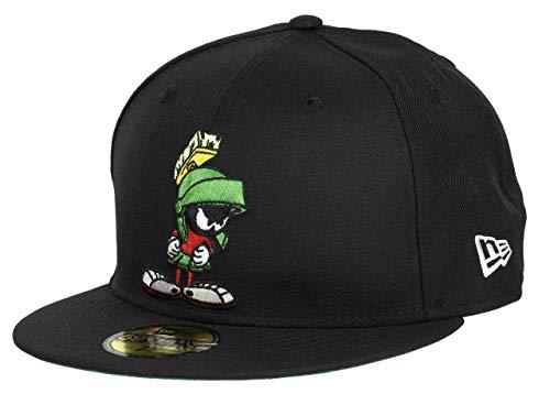 New Era Marvin The Martian 59fifty Basecap Looney Tunes Black/Green - 7 1/8-57cm