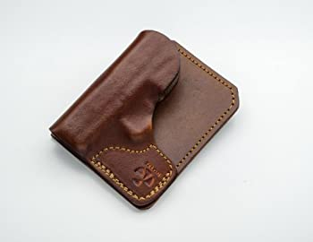Talon Holsters CompatibleSig Sauer P365 Concealed CarryCargo PocketLeather Holster  Brown Right Hand