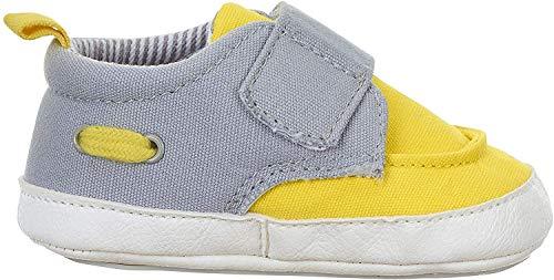 Sterntaler Jungen Baby-Schuh Stiefel, Gelb (Gelb 115), 21/22 EU