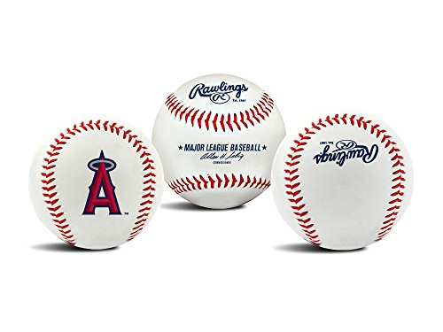 Los Angeles Angels of Anaheim RAWLINGS BASEBALL