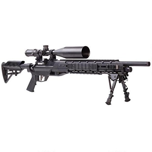Benjamin Armada BTAP25SX PCP-Powered Multi-Shot Bolt Action .25- Caliber Pellet Hunting And Target Air Rifle With 4-16x50 mm Riflescope