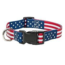 American Flag Pet Collar