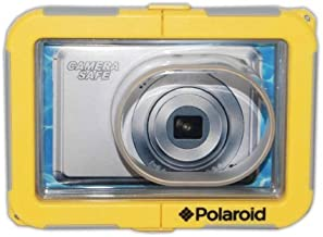 Polaroid Dive-Rated Waterproof Camera Housing For The Fujifilm Finepix JX500, JX550, JX580, JX300, JX305, JX370, T300, T305, T200, T205, Z90, Z91, JV200, JV205, AV200, AV205, AV250, AV255, AX350, AX355, JV150, JZ100, JZ250, JZ200, JZ300, JZ305, JZ500, JZ505, F80 EXR, F85 EXR Digital Cameras