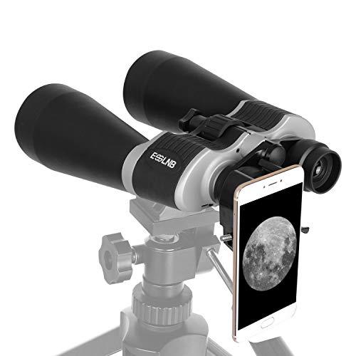 ESSLNB Prismatico Astronomico 13-39X70 Binoculares de Largo Alcance con Adaptador de Teléfono Adaptador de Trípode y Bolso para Terrestre Visita Caza Turismo