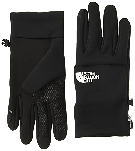 The North Face Etip Recycled Glove, TNF Black/TNF White, XL