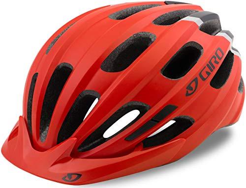 Giro Unisex Jugend Hale Mips Fahrradhelm Youth, matte bright red, uni 50-57cm