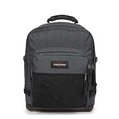 Eastpak Ultimate Rucksack, 42 cm, 42 L, Grau (Black Denim)