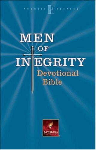 Men of Integrity Devotional Bible: NLT1