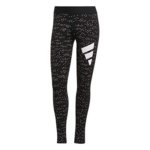 adidas GP9644 W Win Tight Leggings Donna Black XS