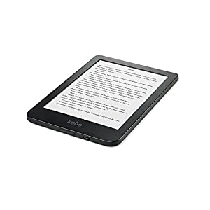 Rakuten Kobo Clara HD e-Book Lesegerät Touchscreen 8 GB WLAN Schwarz - E-Reader