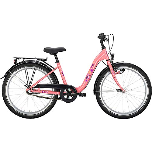 Noxon ATB Aurora Wave 24Zoll RH 36cm Antique pink Fahrrad