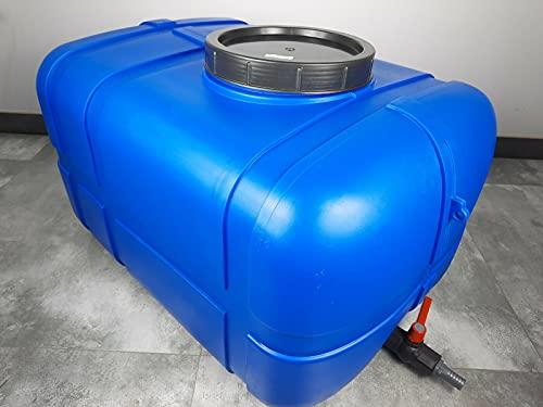 Sterk Plast Wassertank 160L Trinkwassertank, Frischwassertank, Wasserspeichertank