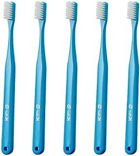 キャップなし タフト24 歯ブラシ × 25本入 S ブルー