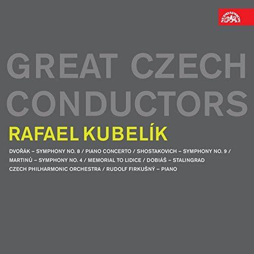 Zdeněk Otava, Rudolf Firkušný, Rafael Kubelík, Czech Philharmonic, Army Recitation Corps, Typografia Male Chorus