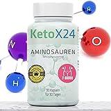 Aminosäuren | 90 Kapseln/Tabletten für 30 Tage | Für Muskelaufbau & Abnehmen | Hochwertige Amino...