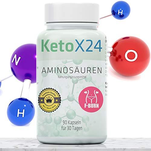 Liste von 30 Aminosäuren zum Abnehmen