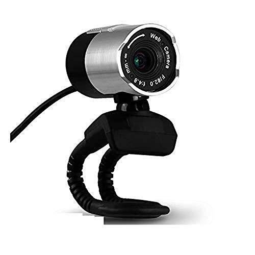 Faiol Equipo de Alta definición 1080P Conferencia Webcam USB, Ordenador portátil de Escritorio en línea Clase de Aprendizaje Inicio Llamada de vídeo de Webcam, Oficina remota, en línea Transmisión en