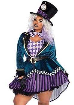 Leg Avenue Women s Costume Multi 1X / 2X