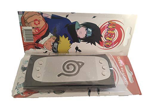 World Collection Cinta para Cabeza Naruto Shippuden,Bandana para el Pelo del Universo Naruto,Cosplay de Naruto para niños/as,Disfraz Cosplay de Naruto Cinta para Cosplay