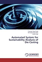 Automated System for Sustainability Analysis of Die Casting