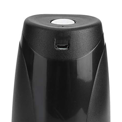 SHYEKYO Interruptor automático de Agua Potable, batería de 1200mA Bomba de Botella de Agua USB portátil Recargable para Viajes de Oficina en casa, Camping para Botella Universal de 2-5 galones