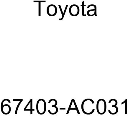 Now free shipping Toyota 67403-AC031 Super Special SALE held Door Assembly Frame Sub
