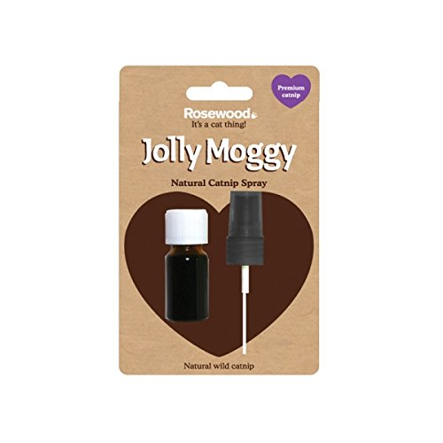 Rosewood Jolly moggy Gato Menta de pulverizador