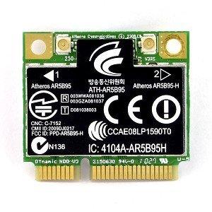 Atheros AR5B95 AR9285 802, 11B/G/N Halb Mini PCI-E Karte