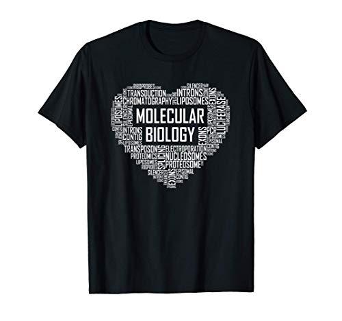 Regalos de biología molecular Regalos de biólogo molecular Camiseta