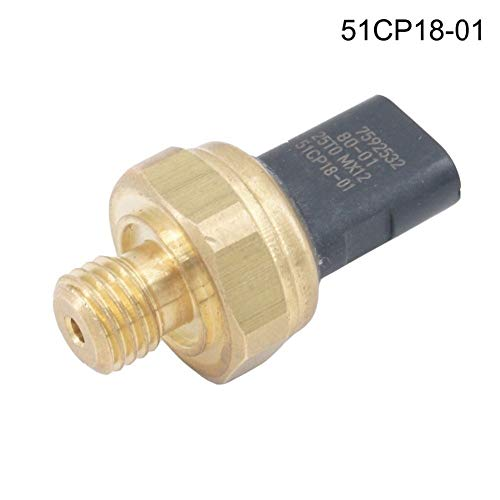 Sensor 51CP18-01 aceite del motor Interruptor de presión del sensor en forma for el BMW SERIE 3/5 en forma for el MINI X5 135i 335i 535i 335xi X1 35iX 7592532
